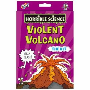 Horrible Science: Violent Volcano by Various