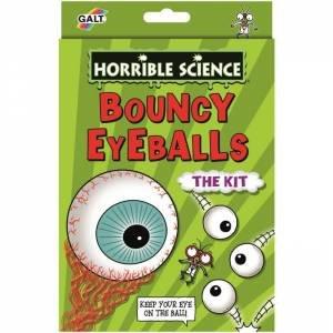 Horrible Science: Bouncy Eyeballs by Various