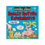 Horrible Science Really Rotten Experiments