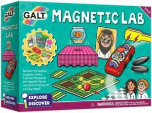 Galt: Magnetic Lab by Various