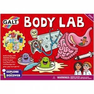 Galt: Body Lab by Various