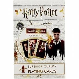 Harry Potter Playing Cards - White Edition by Various