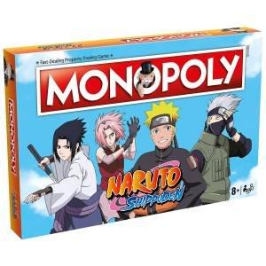 Naruto Monopoly
