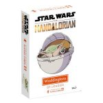 Star Wars Mandalorian The Child Playing Cards