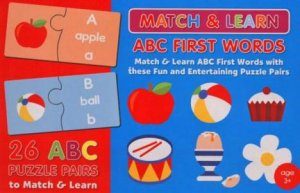 Match & Learn Box: ABC by Various