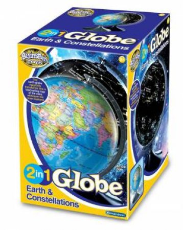2-In-1 Globe Earth And Constellations by Various