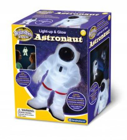 Light-Up Glow Astronaut by Various