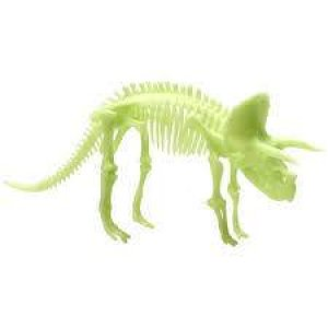 Glow Dinos Triceratops Skeleton by Various