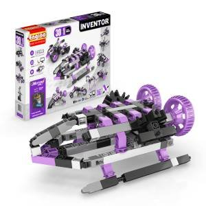 Inventor 30 Models Motorized Set by Various