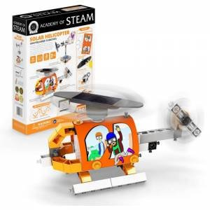 Academy Of Steam: Solar Helicopter by Various