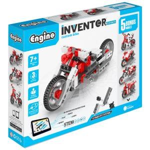 Inventor Mechanics: Custom Bike by Various