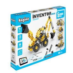 Inventor Mechanics: Excavator by Various