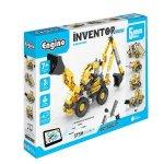 Inventor Mechanics Excavator