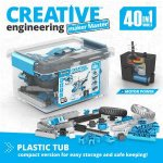Creative Engineering 40 In 1 Motorized Maker Master