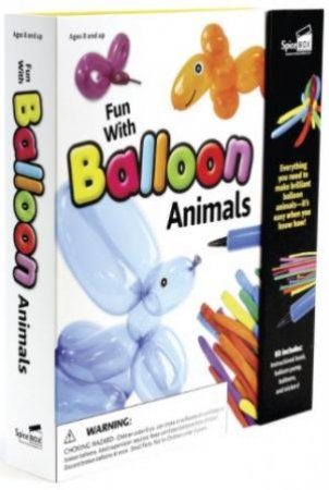 SpiceBox: Balloon Animals by Various