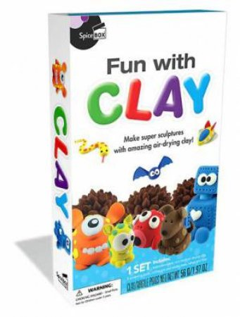 SpiceBox: Clay by Various