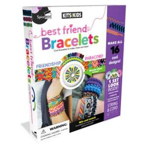 SpiceBox: Best Friend Bracelets by Various
