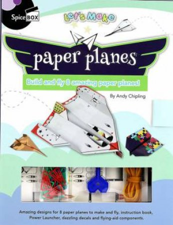 SpiceBox: Paper Planes by Various