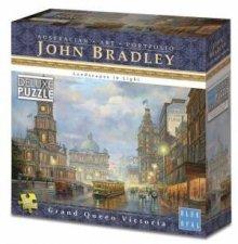 1000pc John Bradley Grand Queen Victoria Jigsaw