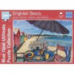 1000pc Sarina Tomchin Brighton Beach Jigsaw
