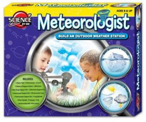 Science By Me: Meteorologist