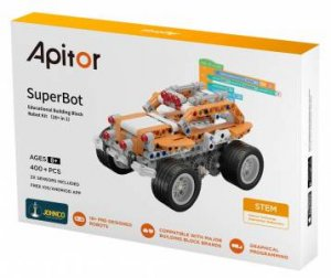 Johnco: Apitor: SuperBot by Various