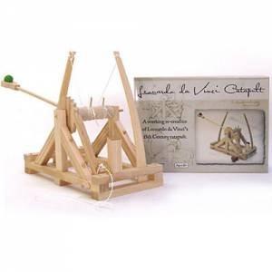 Pathfinders: Da Vinci Catapult Wooden Kit by Various