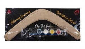 Boomerang Paint Your Own by Various
