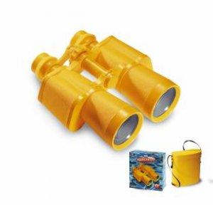 Navir: Yellow Binoculars With Case by Various
