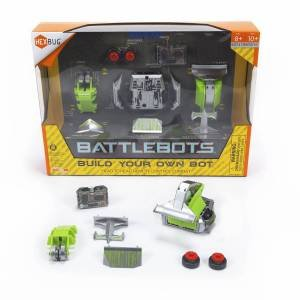 HEXBUG BattleBots Build Your Own Bot Green by Various