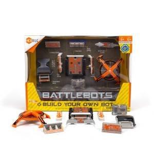 HEXBUG BattleBots Build Your Own Orange Tank by Various
