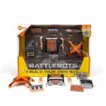HEXBUG BattleBots Build Your Own Orange Tank