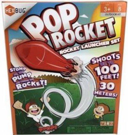 HEXBUG Pop Rocket Launcher Set by Various