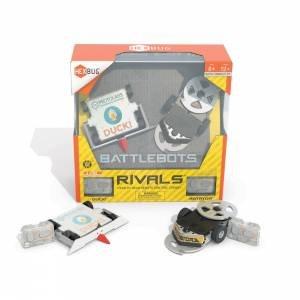 HEXBUG BattleBots Rivals V 2pk: Duck and Rotator by Various