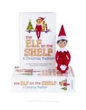 The Elf On The Shelf  Boy