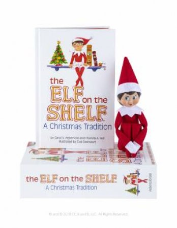 The Elf On The Shelf - Girl by Various