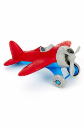 Green Toys: Airplane: Red by Various