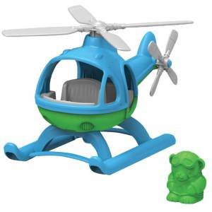 Green Toys: Helicopter: Blue by Various