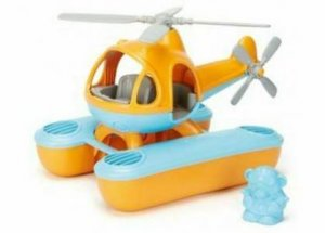 Green Toys: Sea Copter: Orange by Various