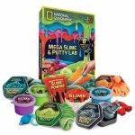National Geographic Mega Slime and Putty Lab