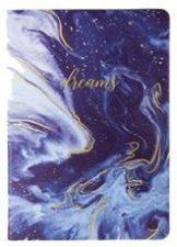 Dream Journal Blue Marble