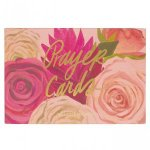 Prayer Cards Floral