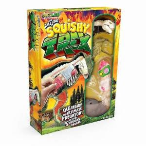 The Amazing Squishy T-Rex by Various