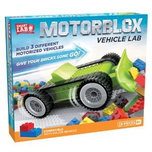 Smart Lab: Motorblox Vehicle Lab by Various