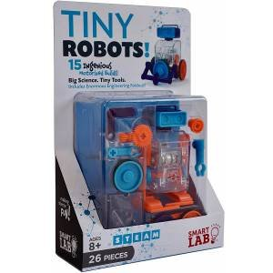SmartLab Toys Tiny Robots! by Various