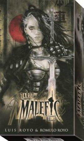 Tarot Malefic Time by Luis Royo & Romulo Royo