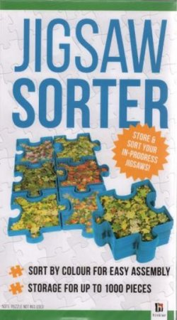 Jigsaw Sorter by Various