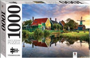 Mindbogglers 1000 Piece Jigsaw: Zaandam, Holland