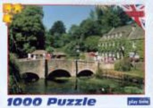 England: Assorted Jigsaw Puzzles by Various