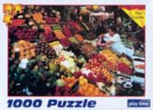 Spain: Assorted Jigsaw Puzzles by Various